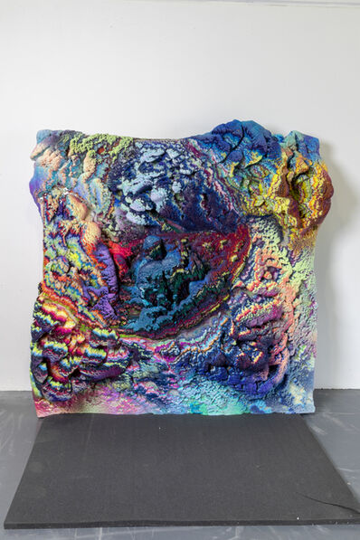 Dylan Gebbia-Richards, 'Home in the Fire', 2019