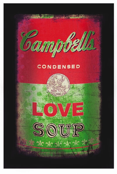 Lars Tunebo, 'Love Soup, Red/Green', 2019