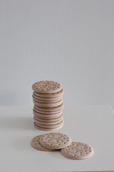 Bethan Huws, 'Digressive Biscuit', 2009