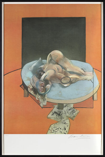 Francis Bacon, 'Studies of the Human Body', 1979