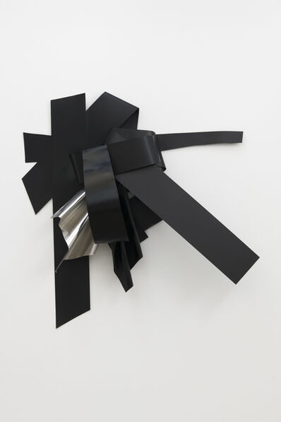 Nora Shields, 'Deep Black (Cruciform)', 2018