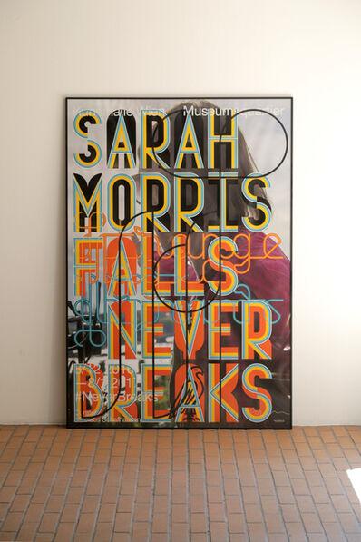Sarah Morris, 'Sarah Morris. Falls Never Breaks ', 2016