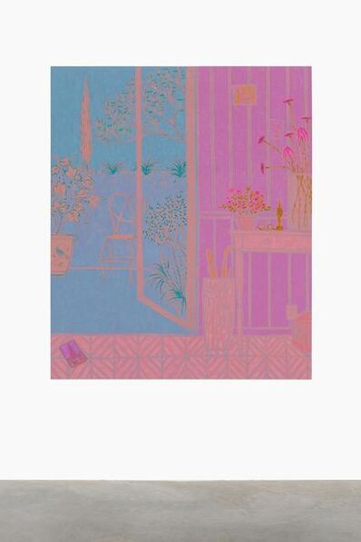 John McAllister, 'dawn deserted dazing', 2016