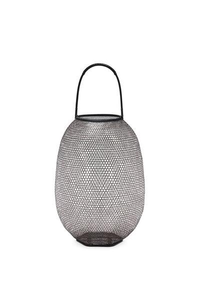 Tanabe Chikuunasai IV, 'Lantern,Turtle shell openwork Flower basket 20 0426', 2020