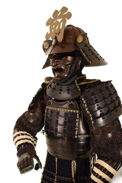 Myochin Muneharu, 'The real Last Samurai:  Shimazu clan Battle Armor made by Myochin Muneharu', ca. 1860