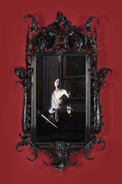Mat Collishaw, 'Black Mirror, Hydrus', 2014