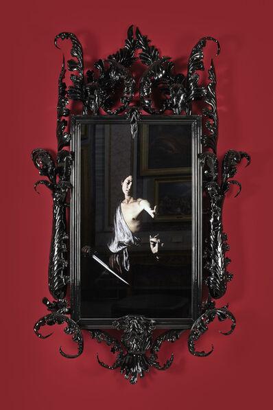 Mat Collishaw, 'Black Mirror, Hydrus', 2014