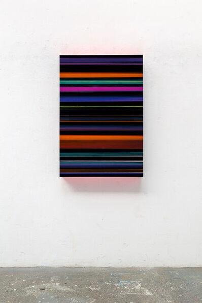 Thierry Feuz, 'Technicolor Stratus Blackout Robin ', 2021