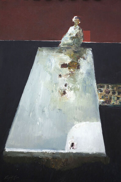 Danny McCaw, 'Head of the Table', 2015