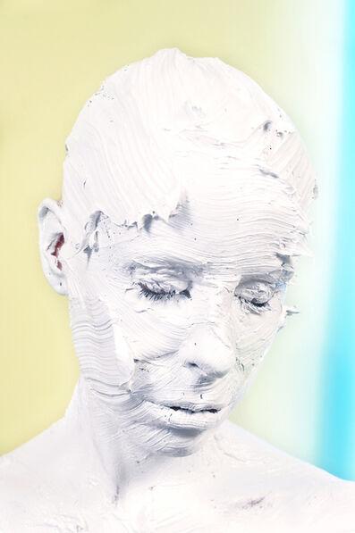 Sophie Derrick, 'Between The Light - Neon Lemon V1', 2017