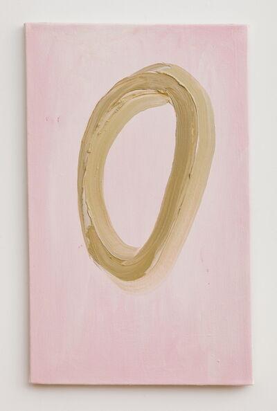 """Kathleen White, 'Untitled (Love Letter, """"o"""")'"""