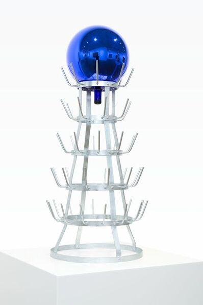 Jeff Koons, 'Gazing Ball (Bottlerack)', 2016