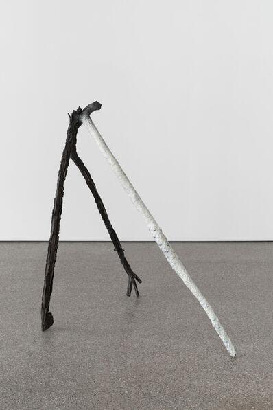 Erika Verzutti, 'Ostrich', 2015