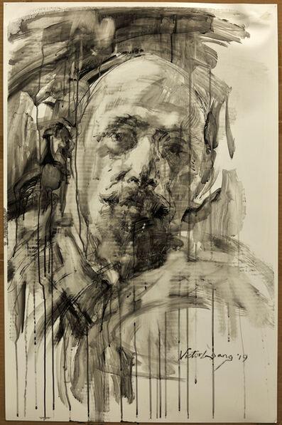 Victor Wang, 'Portrait Study', 2019