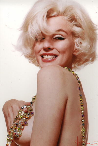 Bert Stern, 'Boob smile', 1962/2013