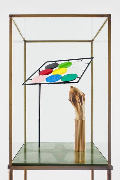 David Casini, 'Le pause sono brevi ed eterne', 2014