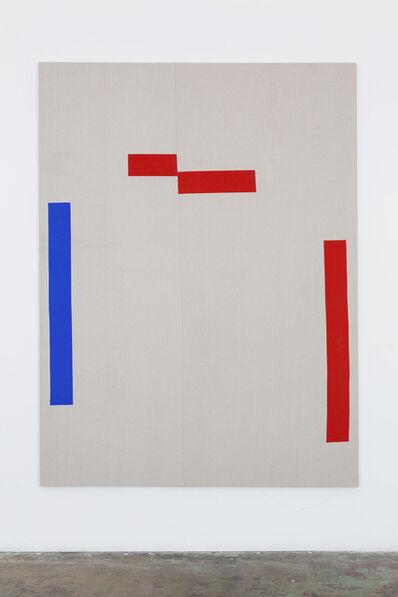 Mateo Tannatt, 'Barn Painting 7', 2015