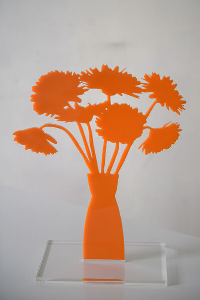 Joana P. Cardozo, 'Gerberas in Orange', 2019