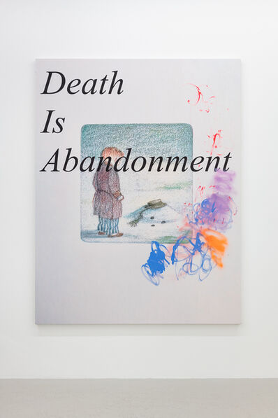 Richie Culver, 'Death is Abandonment ', 2020
