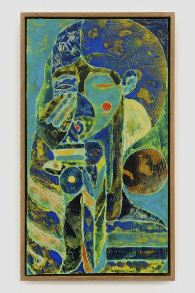 Alexander Tovborg, 'dea madonna (hydra in twilight)', 2020