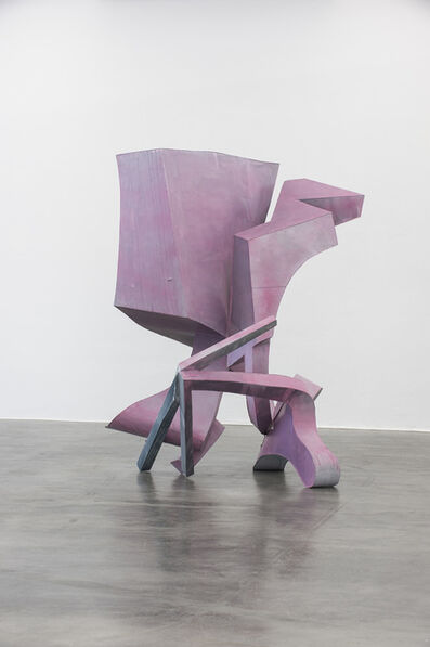 Thomas Kiesewetter, 'Untitled (Crouching Boy, large)', 2013
