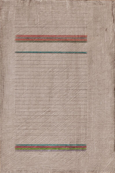 Zahoor ul Akhlaq, 'Untitled', 1994