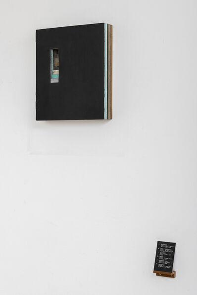 Ishmael Randall Weeks, 'Código atemporal VII', 2018