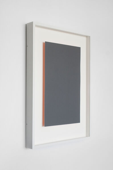 Susan York, 'Achromatopsia 1 (orange)', 2015