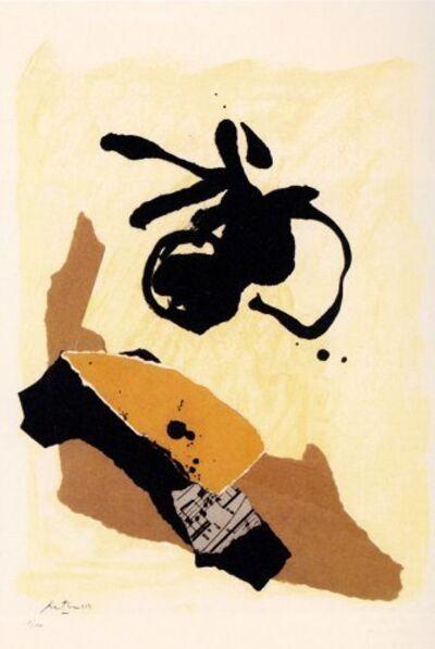 Robert Motherwell, '12th. Anniversary', 1988
