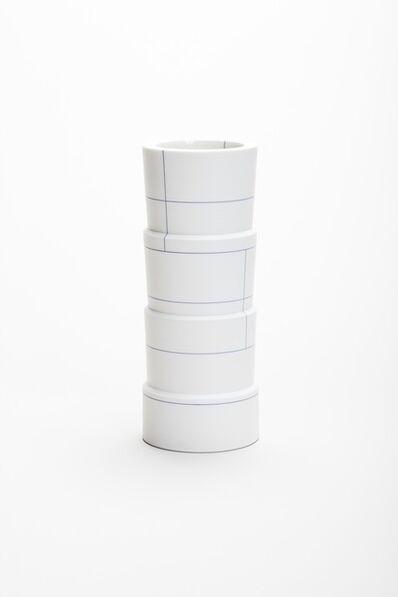 Kap-sun Hwang, 'Vase 2012.22.bl', 2012