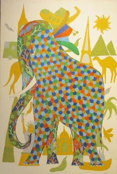 Dhavat Singh, 'Untitled', 2018