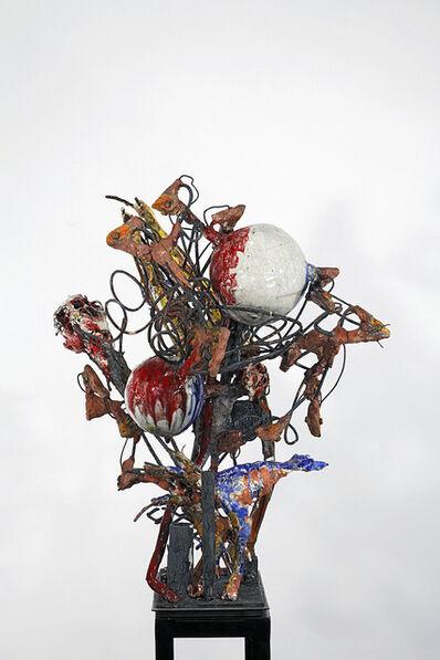 Raymon Elozua, 'H: IMF-03: & 03 Blur S&S', sculpture: 2016; photo: 2010