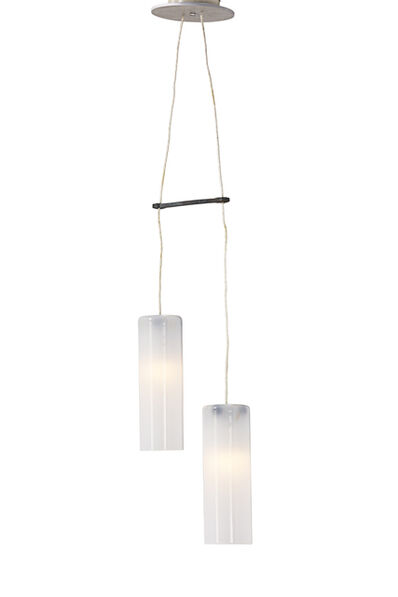 Richard Tuttle, 'Two-light chandelier', 1991-98