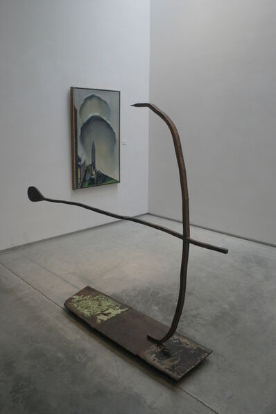 Riera i Aragó, 'Arc Airplane with Flying Tail', 2003