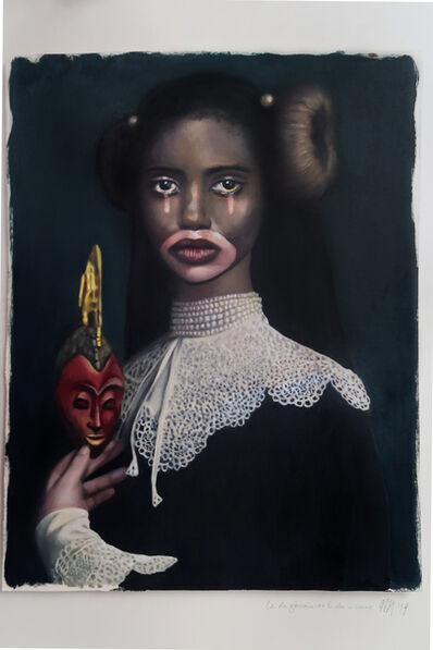 Tanja Hirschfeld, 'Lei da donna giovane', 2019