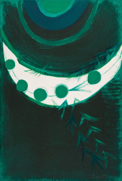 Sir Terry Frost, 'Arbole, Arbole (Tree, Tree)', 1989