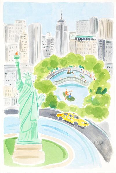 Caitlin McGauley, 'New York Scenic'