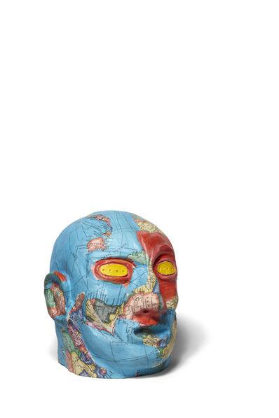 David Wojnarowicz, 'Head #5', 1984