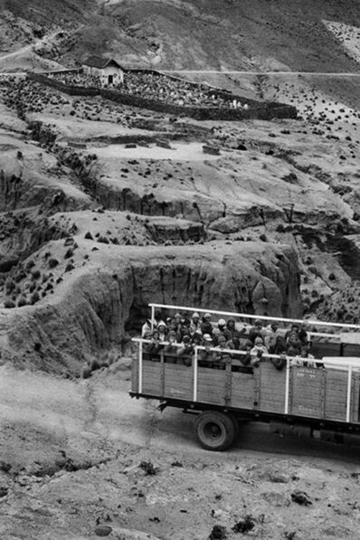 Sebastião Salgado, 'Tin Mine Workers - Bolivia', 1977