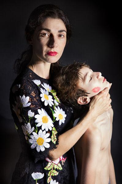 Elinor Carucci, 'Kiss Trace', 2015