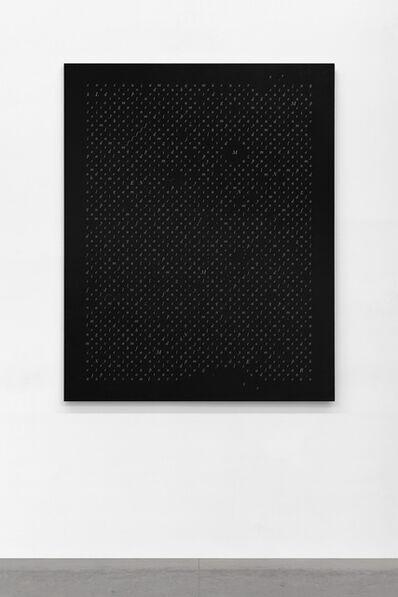 Jorge Méndez Blake, 'Desmantelando a Villaurrutia (Nostalgia de la muerte. Nocturno mar)', 2018