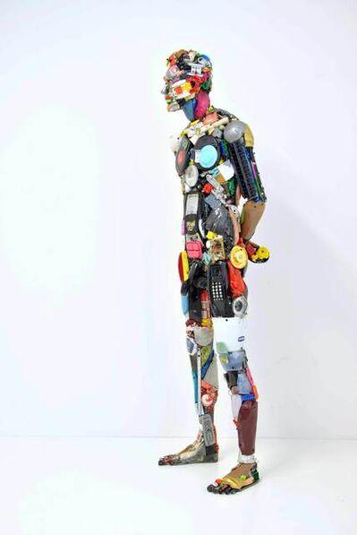Dario Tironi, 'Uomo in Piedi ', 2016