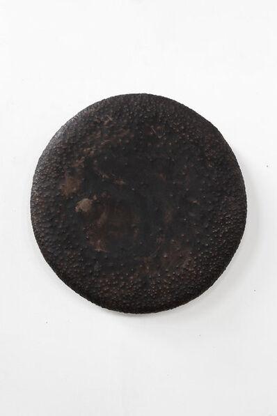 David Renggli, 'Good Vibe Gong (black patina)', 2016