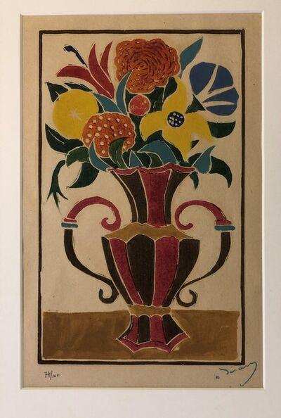 André Derain, 'Bouquet de Fleurs dans un Vas', 1945