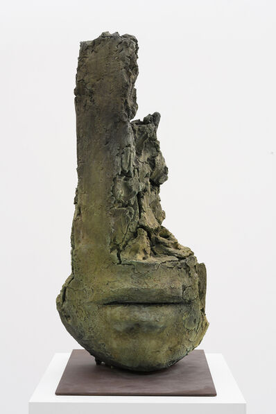 Mark Manders, 'Patinated Head (working title)', 2018-2019