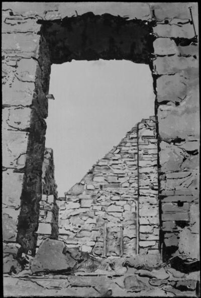 Agnes Murray, 'Aproaching Slains Castle, #10', 2013