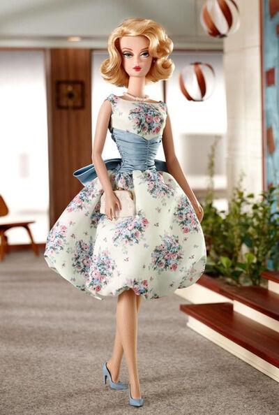 Mattel, 'Mad Men Barbie', 2010