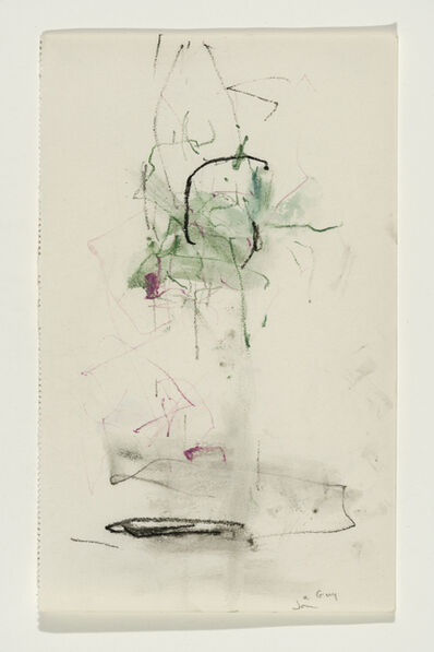 Joan Mitchell, 'Untitled - À Guy', 1967-1969