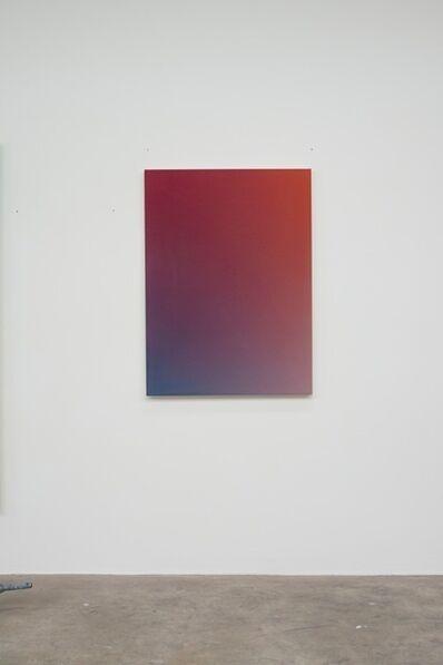 Oliver Marsden, 'Fade XII (Orange Red Cerulean)', 2014