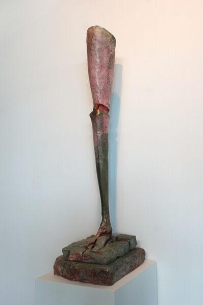 Stephen De Staebler, 'Leg VIII', 1981